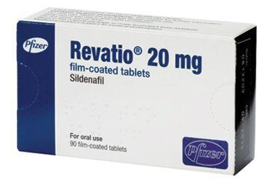 Revatio, Another Form of Sildenafil