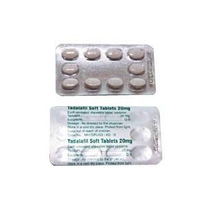 Tadalafil Soft Tabs provide an Effective Alternative to Cialis