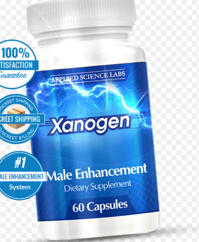 Xanogen Bottle